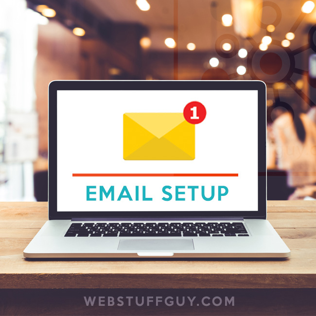 Email Setup Services
