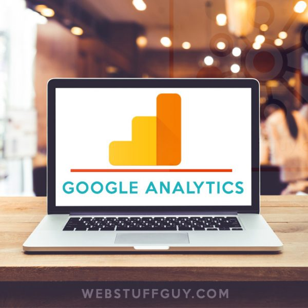 We can setup your Google Analytics